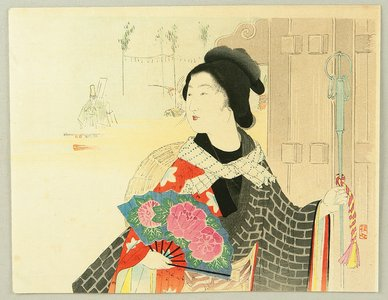 Takeuchi Keishu: Going to Festival - Artelino