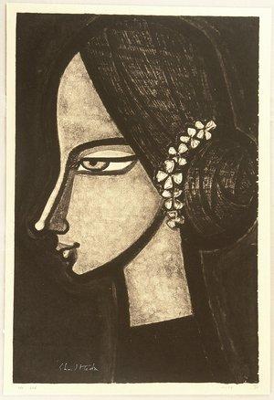 Ikeda Shuzo: Portrait - No. 386 - Artelino