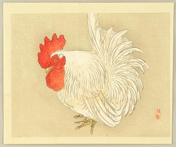 Kono Bairei: Bairei Gadan - Rooster - Artelino