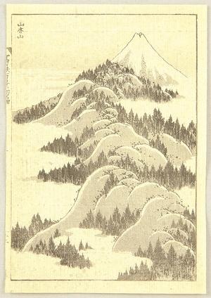 Katsushika Hokusai: One Hundred Views of Mt. Fuji - Artelino