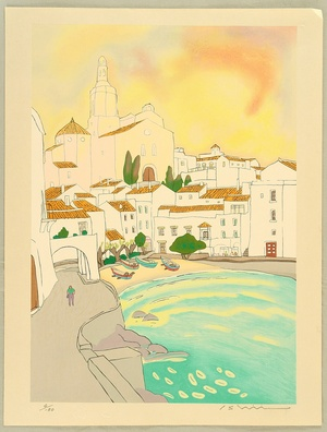 逸見享: Landscape in Spain - Artelino