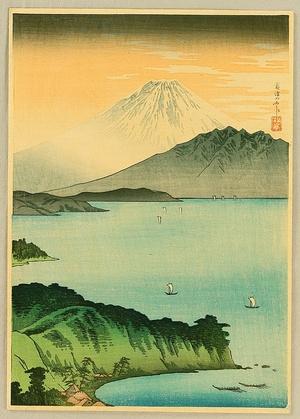 Takahashi Hiroaki: Mt.Fuji seen from Kurasawa - Artelino