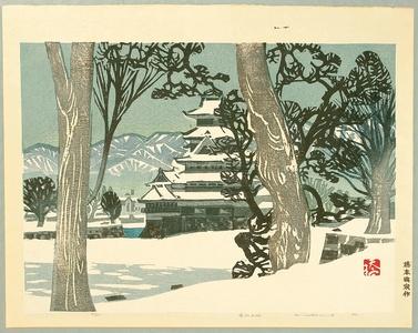 橋本興家: Matsumoto Castle - Artelino