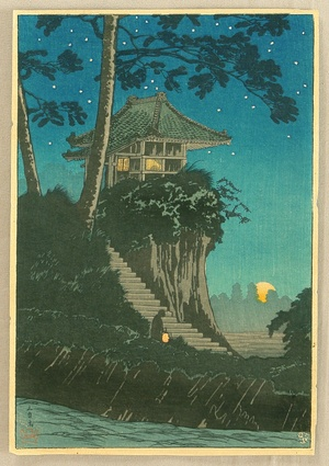 高橋弘明: Temple in the Night - Artelino
