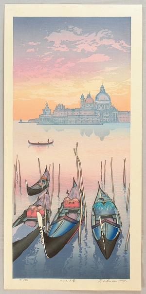Okamoto Ryusei: Venice Evening - Artelino