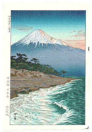 Okada Koichi: Mt.Fuji from Hagoromo (Later Edition) - Artelino