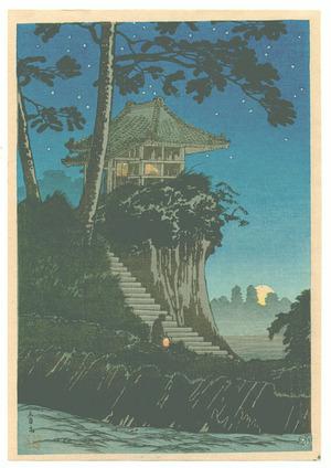 高橋弘明: Temple in the Night - Artelino