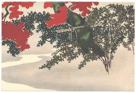 Kamisaka Sekka: Maple - Momoyo Gusa - Artelino