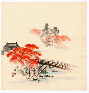 Kono Bairei: Bridge - Artelino