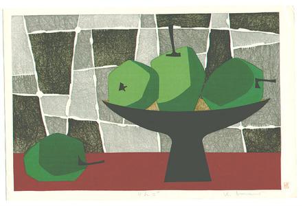 Amano Kunihiro: Apples - Ringo - Artelino