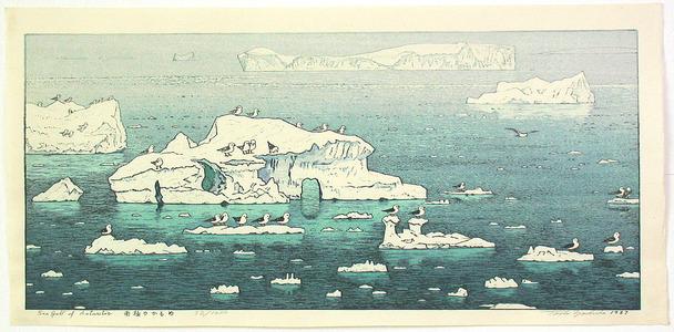 吉田遠志: Sea Gull of Antartic (Limited Edition) - Artelino