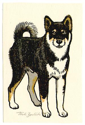 Yoshida Toshi: Manjiro (post card size) - Artelino