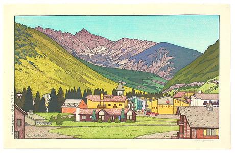 吉田遠志: Vail Colorado - Artelino