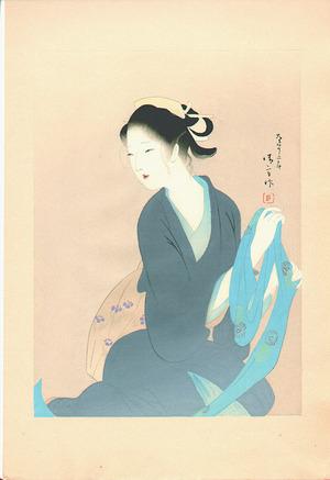 Kaburagi Kiyokata: Osai - Dai Chikamatsu Zenshu - Artelino