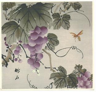 長町竹石: Grape and Wasp - Artelino