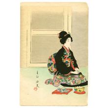 Miyagawa Shuntei: Dance Performance - Tosei Furyu Tsu - Artelino