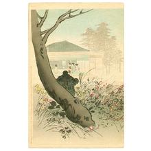 宮川春汀: Autumn Garden - Tosei Furyu Tsu - Artelino