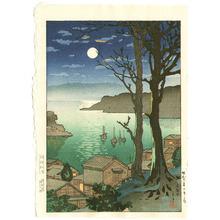 風光礼讃: Manazuru Port - Artelino