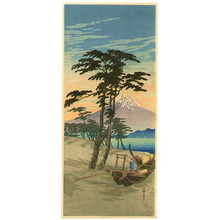 高橋弘明: Mt.Fuji seen from Miho - Artelino