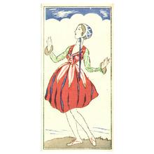 Takehisa Yumeji: Fairy Dancer - Artelino