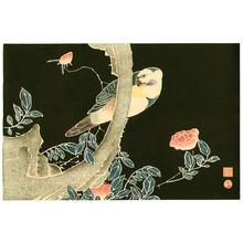 伊藤若冲: Fantasy Bird - Artelino