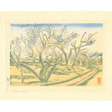 Maekawa Senpan: Plum Orchard - Artelino