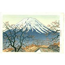 Okumura Koichi: Lake Kawaguchi (first edition) - Artelino
