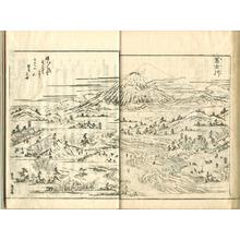Kitao Masayoshi: Famous Places on the Tokaido Vol.4 - (e-hon) Tokaido Meisho Zue - Artelino