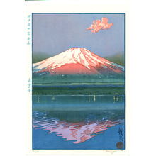 Paul Binnie: Mt.Fuji and Lake Kawaguchi (limited edition) - Artelino