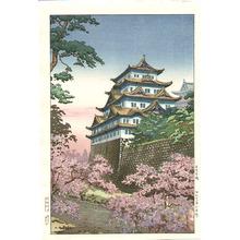 Tsuchiya Koitsu: Nagoya Castle - Artelino