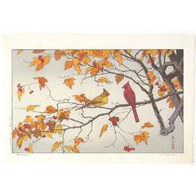 吉田遠志: Cardinals (large size) - Artelino