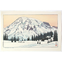 吉田遠志: Mt. Rainier - Artelino