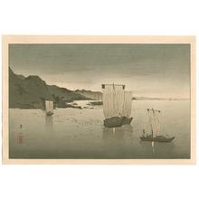 Suzuki Kason: Kominato Harbor - Artelino