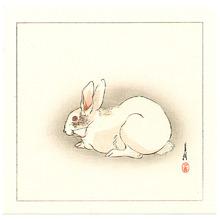 Ogata Gekko: Rabbit - Artelino