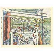 前川千帆: Pleasure Boat - Artelino