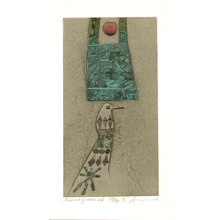 Amano Kunihiro: Morning Moon 26 (limited edition) - Artelino