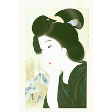 Kondo Shiun: June - Collection of New Ukiyoe Style Beauties - Artelino