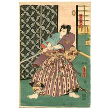 Utagawa Kunisada: Jiraiya - Artelino