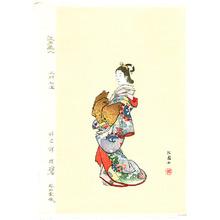 Uemura Shoen: Edo Beauty - Artelino