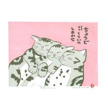 Taniuchi Masato: Right Amount of Happiness - Artelino