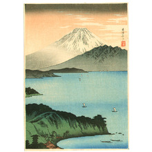 高橋弘明: Mt.Fuji seen from Kurasawa - Artelino