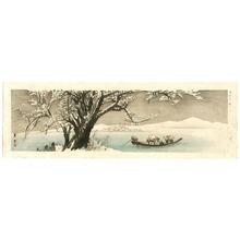 Yamamoto Shoun: Big Winter Tree - Artelino