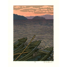 Nishijima Katsuyuki: Morning Sun - Artelino