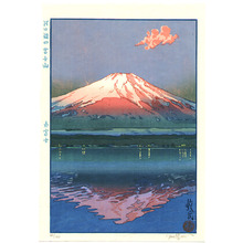 Paul Binnie: Mt.Fuji and Lake Kawaguchi - Artelino