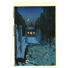 Paul Binnie: Moon over Shinobazu - Artelino