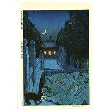 Paul Binnie: Moon over Shinobazu - Artelino