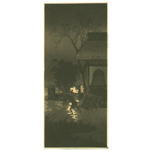 高橋弘明: Night Rain at Asagaya - Artelino
