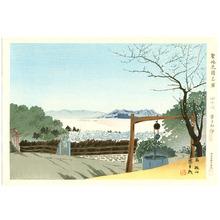 Tokuriki Tomikichiro: Kagoshima - Famous, Sacred and Historical Places - Artelino