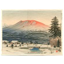 Mori Masamoto: Mt. Asama - Artelino