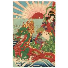 Utagawa Kunisada III: Seven Lucky Gods - Artelino